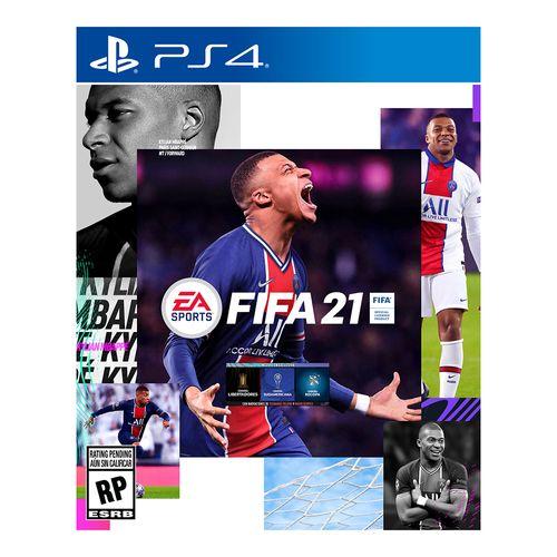 Preventa - Fifa 2021 PS4