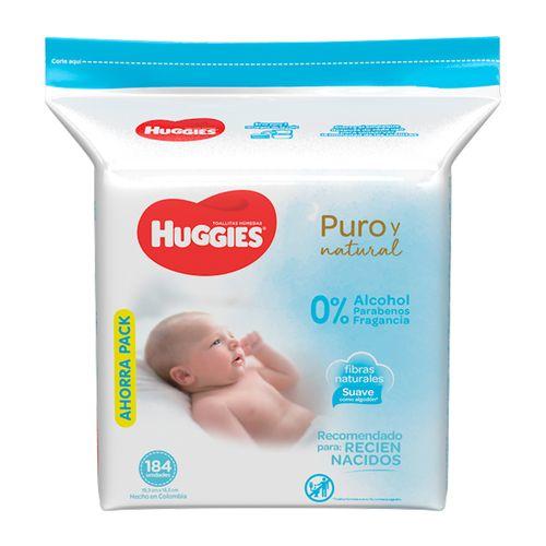 Toallitas húmedas para bebé