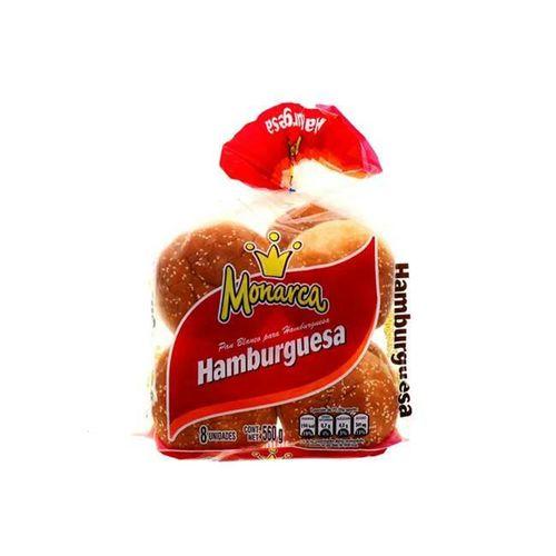 Pan para hamburguesa