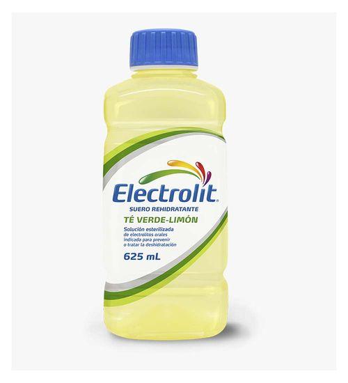 Electrolit té verde limón