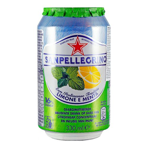 Bebida carbonatada