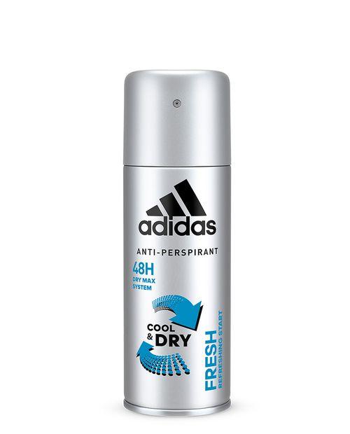 Adidas Men A3 Dms Fresh Antitranspirante Spray 150ml