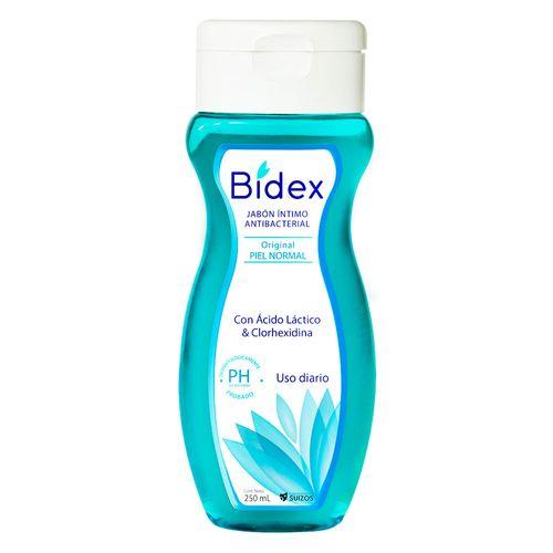 Jabón Bidex original