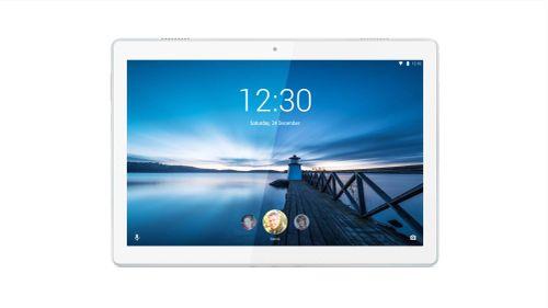 "Tablet Lenovo de 10"" M10  lte blanca"