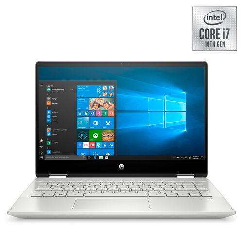 """Laptop HP pavilion 2 en 1 intel ci7  14"""""""