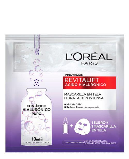 Ácido Hialurónico Mascarilla