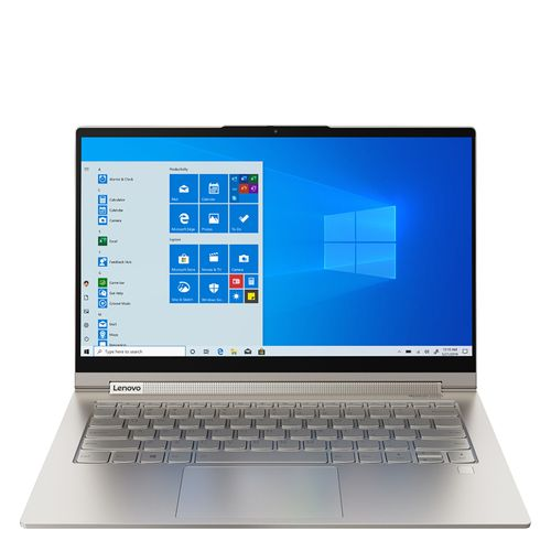 "Laptop Lenovo 2 en 1 Yoga c940 Ci7 14"""