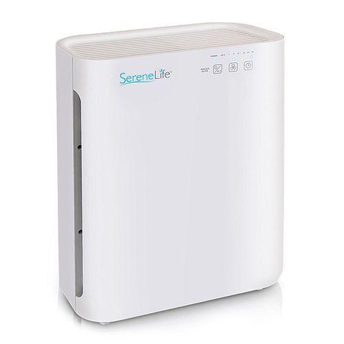 Purificador de aire con UV