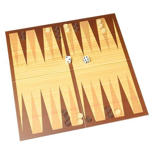 Backgammon juego clásico de estrategia