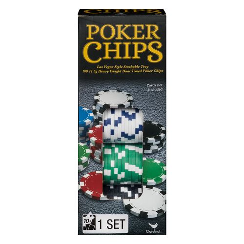 Póker chips x 100