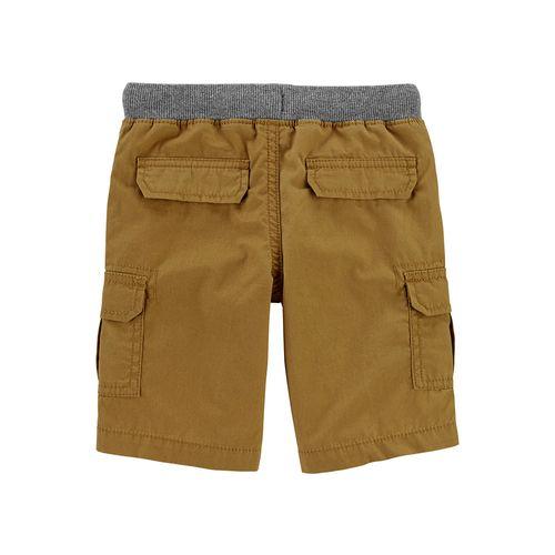 Short khaki para niño t