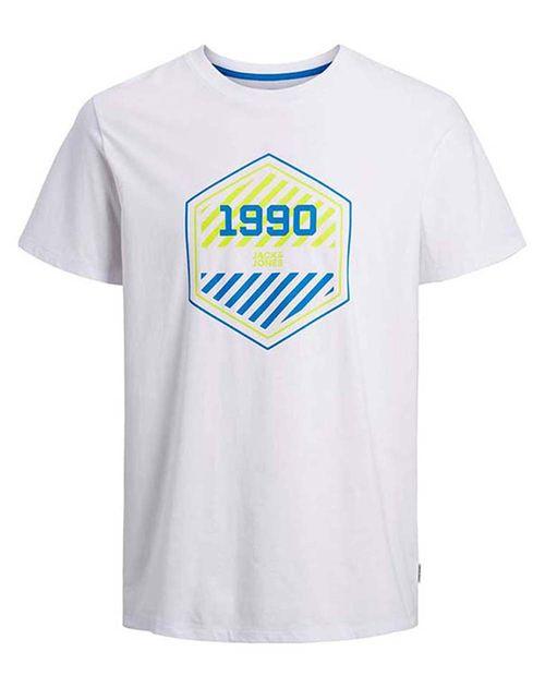 Camisa básica blanca