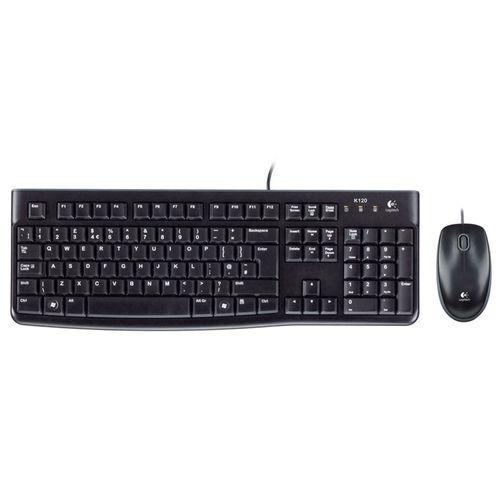 Combo MK 120 teclado y mouse inalambrico