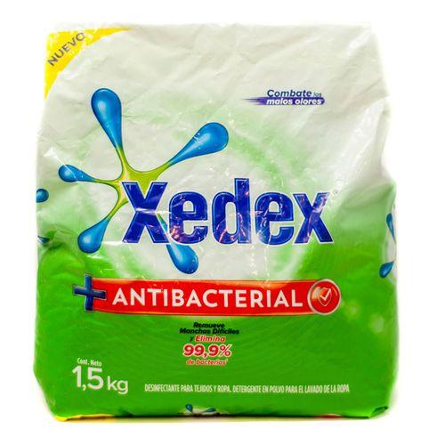 Detergente en polvo antibacterial