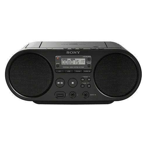 Radiograbadora con cd y usb