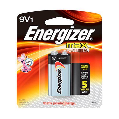 Bateria alcalina  9 voltios