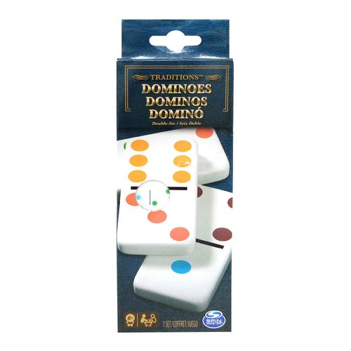Domino doble seis