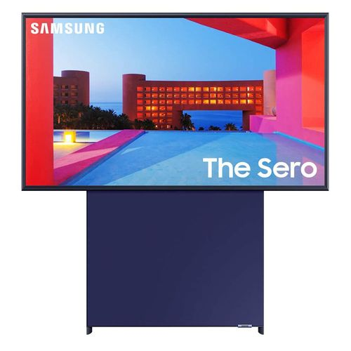 "Pantalla Qled smart 43"" 4K the sero pantalla giratoria"