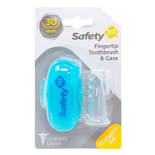 Dedal p/aseo oral del bebe safety  3 cj  24 cm