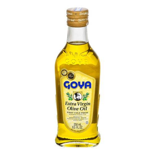 Aceite oliva extra virgen goya 8 onz