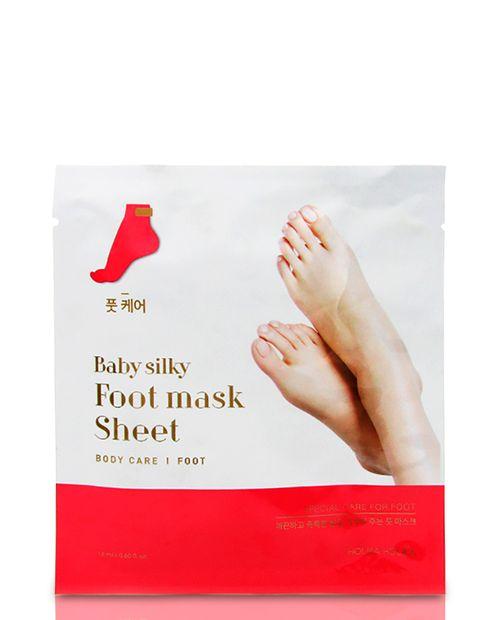 Baby Silky Foot Mascarilla