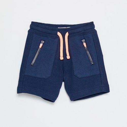 bermuda bolsillos patch-bermuda felpa niño navy 004