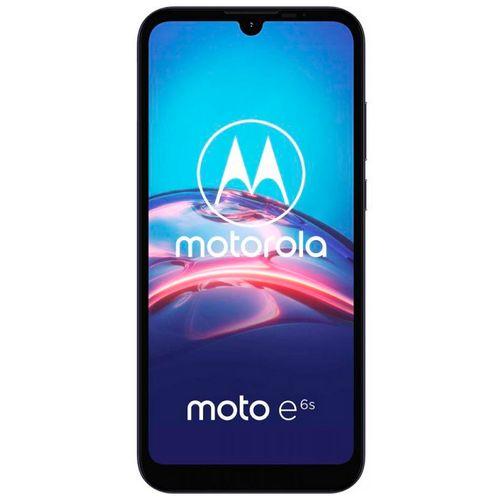 Celular Motorola E6s gris