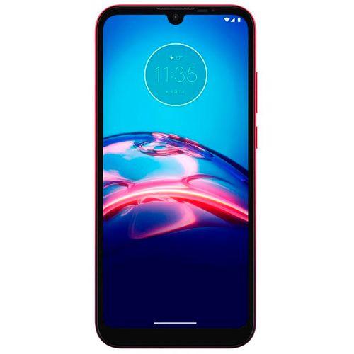 Celular Motorola E6s rosado