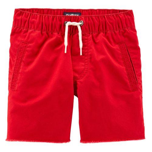Short rojo con laza