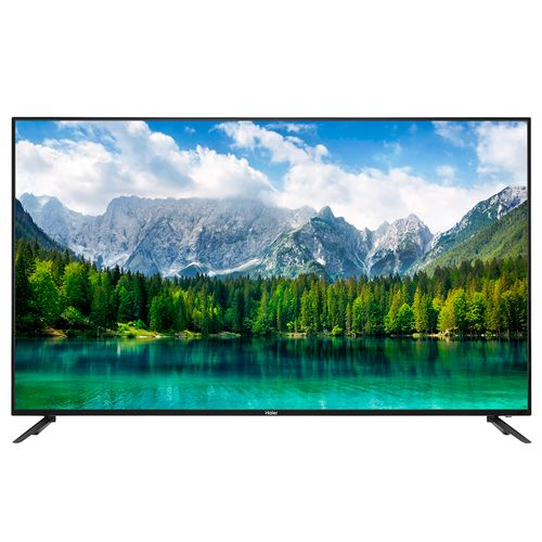 "Pantalla Haier led smart 65"" 4k"