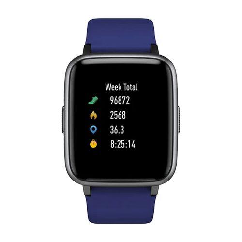 Reloj inteligente cubitt azul unisex