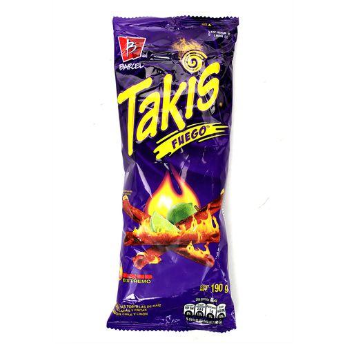 Takis fuego 190g