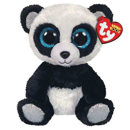 Ty beanie boos bamboo panda regular