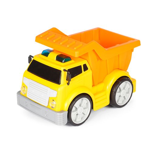 1 vehiculo tamaño mediano  luz y sonido