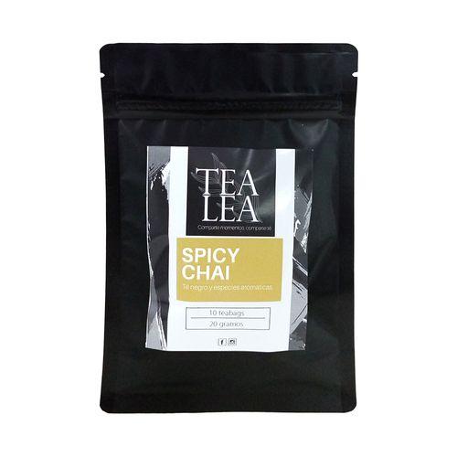 Tradicional spicy chai bolsas de te 10 unidades