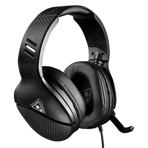Auriculares gaming Atlas One negro