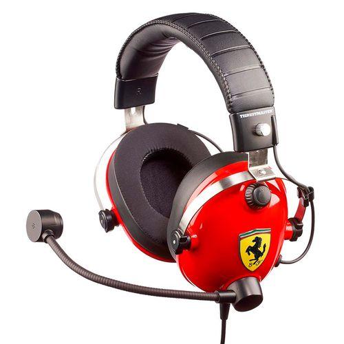 Auriculares gaming Thrustmaster Ferrari