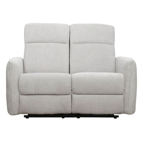 Love seat reclinable Rivo gris
