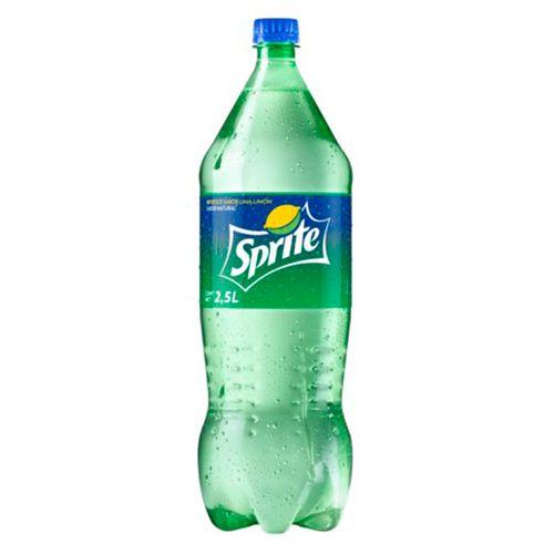 Bebida carbonatada Sprite