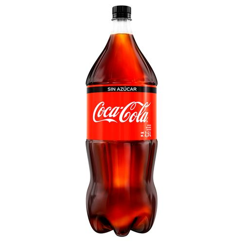 Bebida carbonatada sin azúcar