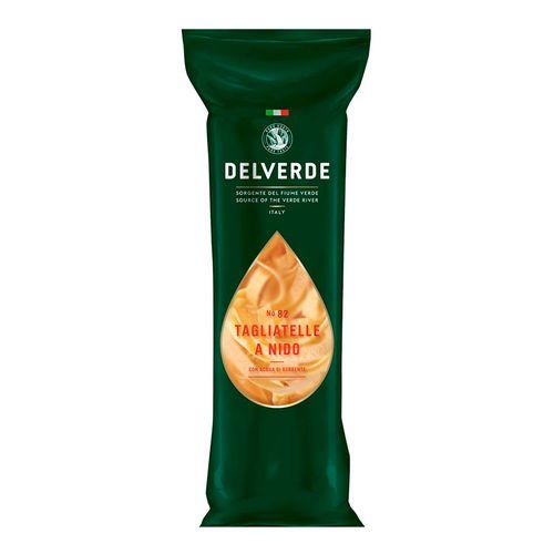 Delverde tagliatelle 82 (coc. 6 min) 12/250 grs