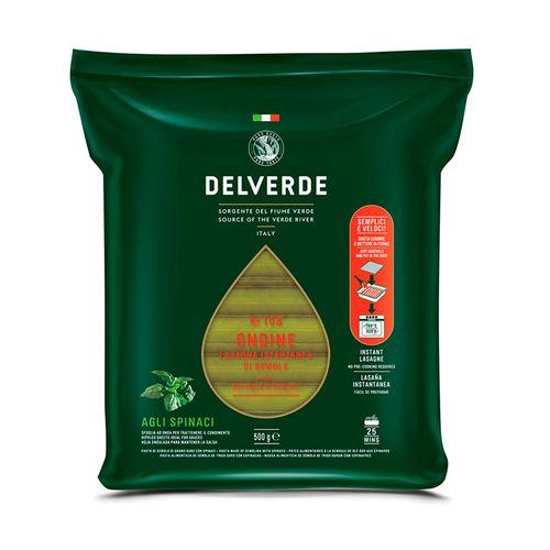 Delverde lasagne instant 106 (25 min) 10/500 grs