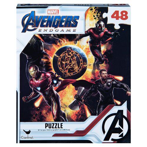 Avengers rompecabezas 48 pzs.