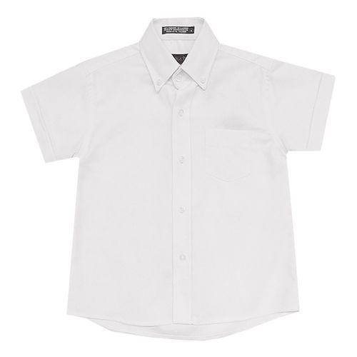 Camisa colegial oxford