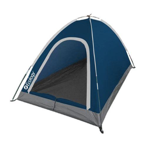 Carpa ecology camper 2 per. (azul oscuro & gris)