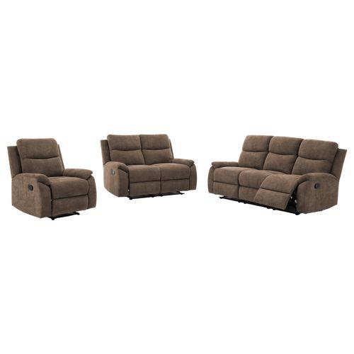 Sala 3-2-1  reclinable Ronald