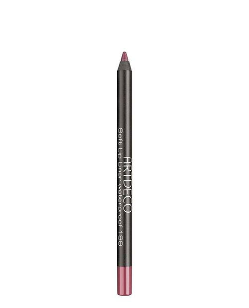 Soft Lip Liner Waterproof - Black Cherry