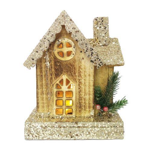Adorno navideño casa