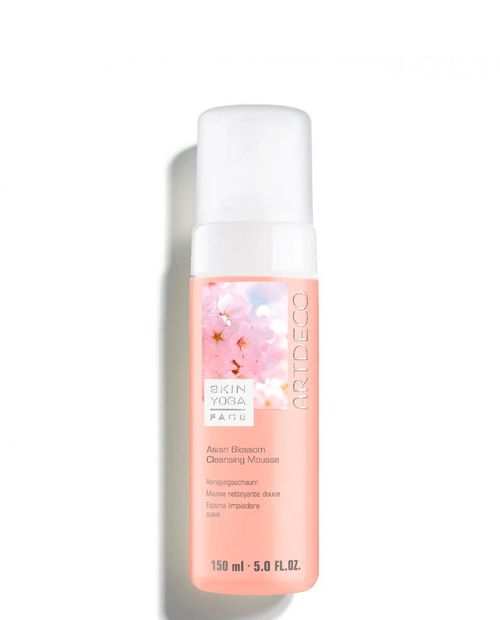 Asian Blossom Cleansing Mousse 150ml