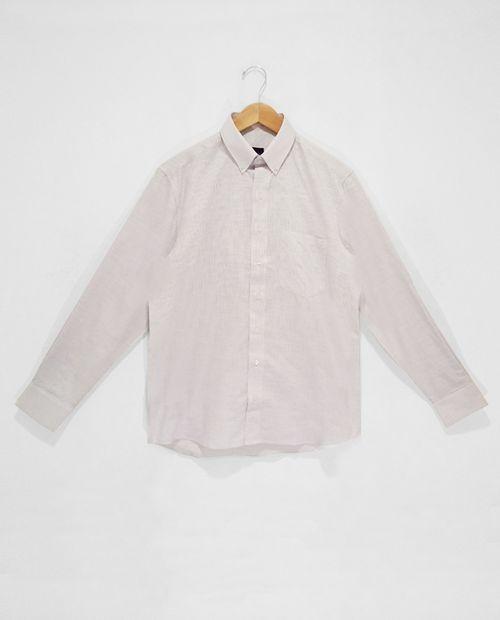 Camisa  rayas celeste y rosado